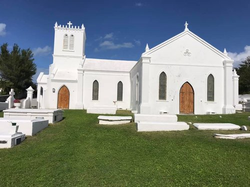St Anne's Church Bermuda