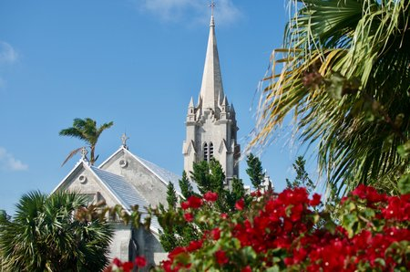 St. Mark's Church Bermuda