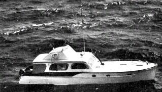 Witchcraft Cabin Cruiser