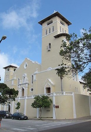 St. Theresa's Cathedral Bermuda
