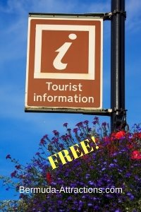 Ebook: Bermuda Tourist Info