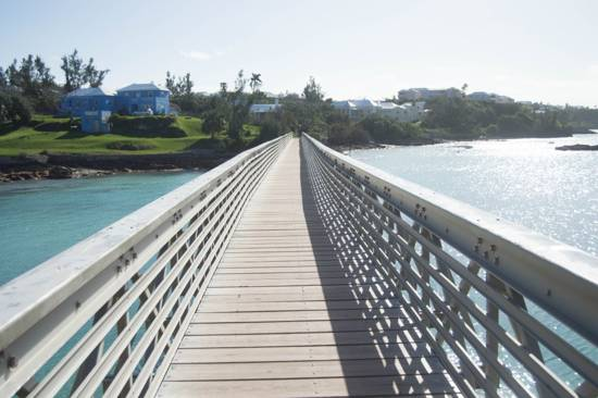 Bailey's Bay Footbridge