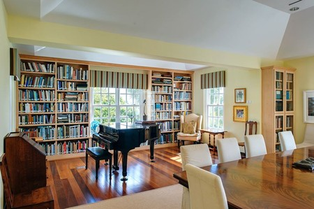 Library at Masterworks