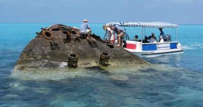 Aquatic Bermuda Boat Tours Sightseeing Glassbottom - Bermuda tours