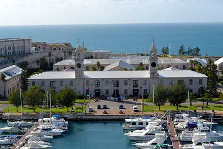 Clocktower Mall-Dokyard Bermuda