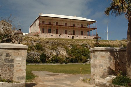 Commissioner's House, Bermuda
