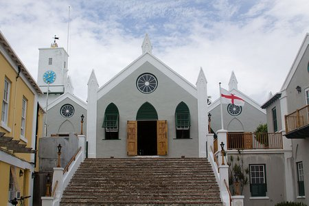 St Peters Church Bermuda