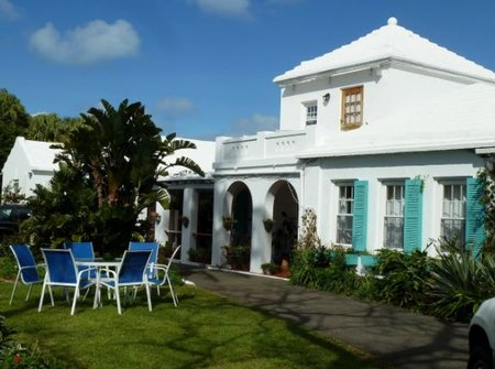 Salt Kettle house Bermuda
