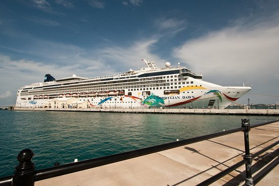 NCL Norwegian Dawn
