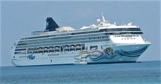 NCL Norwegian Spirit