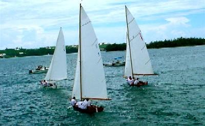 Bermuda Fitted Dinghy Race