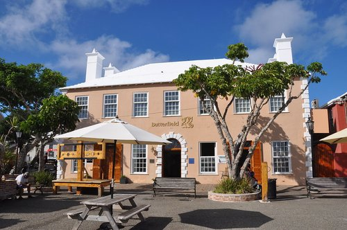 Butterfield Bank, Bermuda