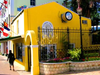 Lemon Tree Cafe Bermuda