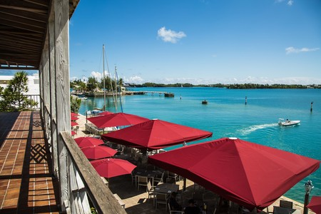 Tavern By The Sea Bermuda