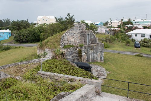 Alexandra Battery Bermuda