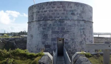 Martello Tower Bermuda