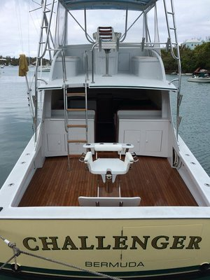 Challenger Fishing Boat