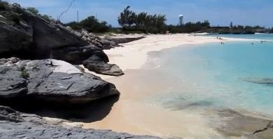 Turtle Bay Beach, Bermuda