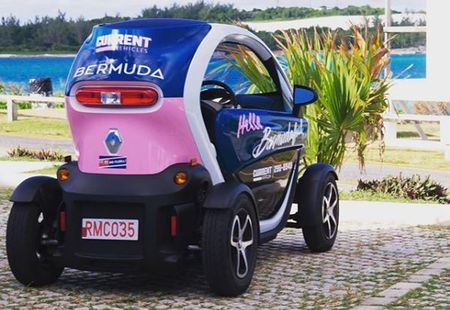 Electric Car Rentals In Bermuda