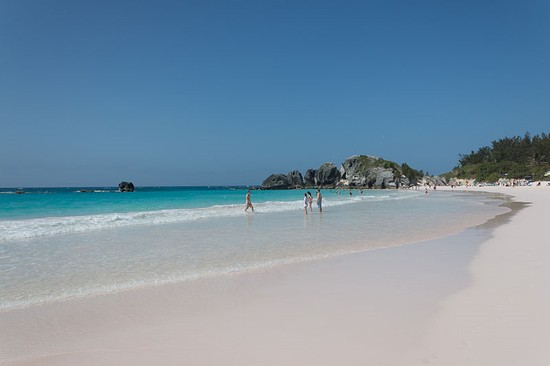 Horseshoe Bay Can Provide Great Snorkeling Experience If You Are Willing To Go A Little Offs Towards The Rocks Even During Peak Summer We