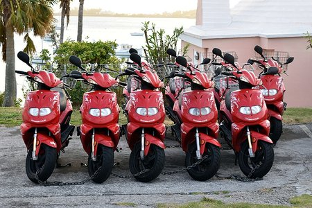 Bermuda Scooter Rental